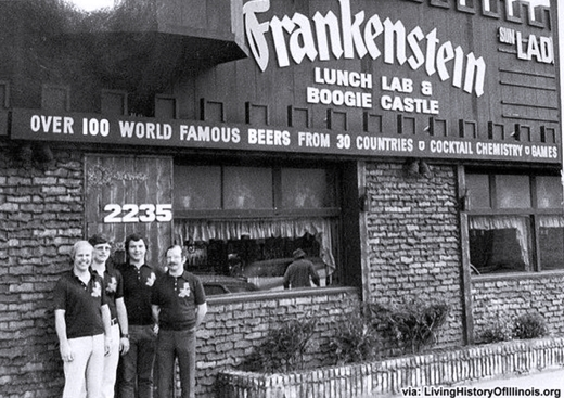 Frankenstein Bar