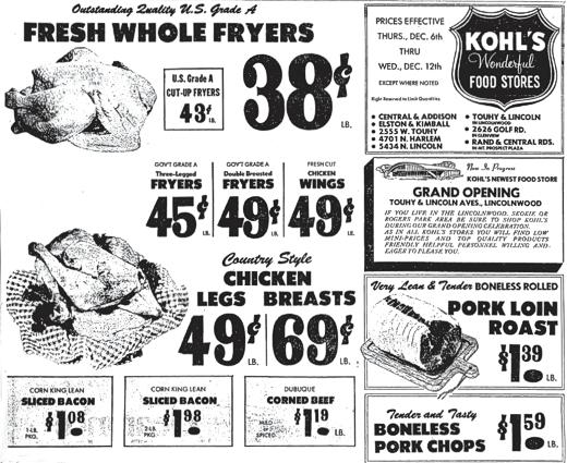 Kohl's Grand Opening