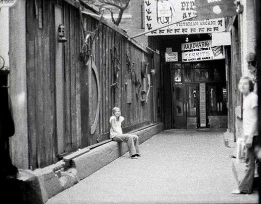 Aardvark in Pipers Alley