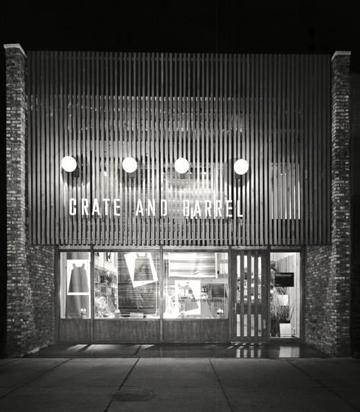 Original Crate and Barrel