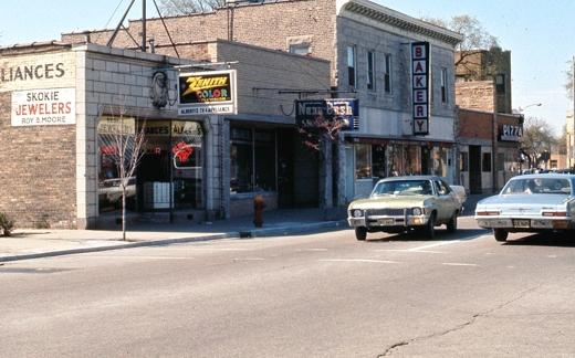 8034-8050 Lincoln Avenue 1971