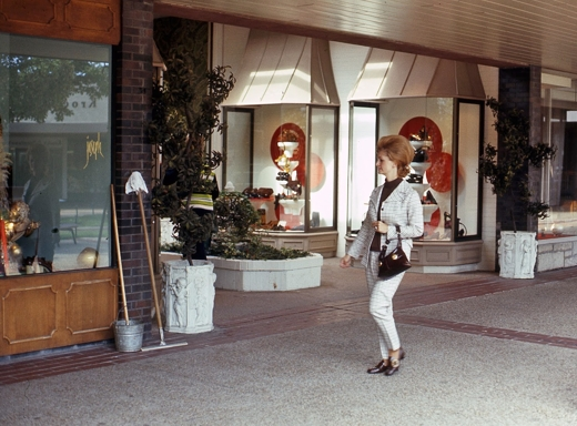 Old Orchard Shopping Center 1970