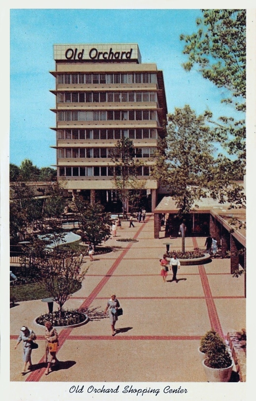 Old Orchard Postcard