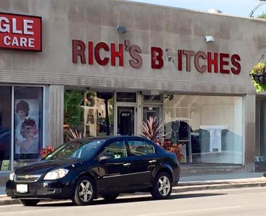 Rich's Britches