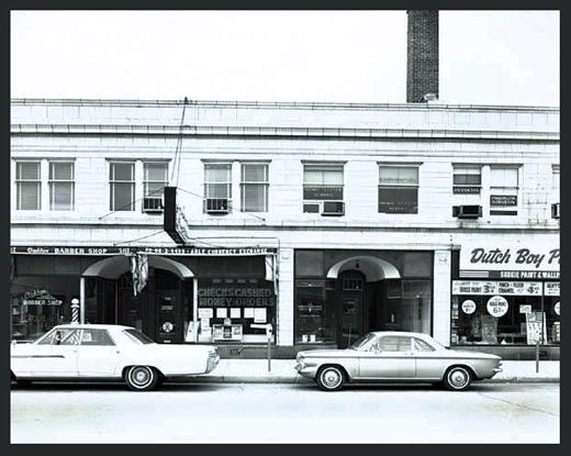 Skokie Paint 1960