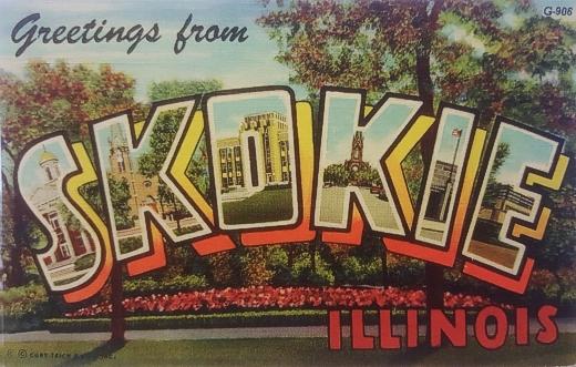 Greetings From Skokie