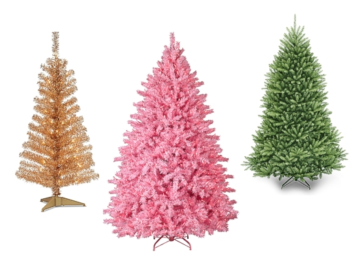 Artificial Xmas Trees