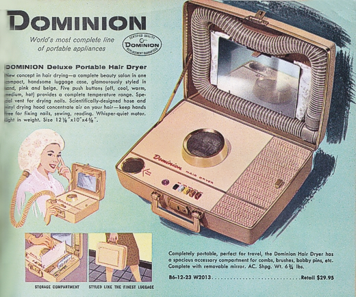 Dominion Hair Dryer