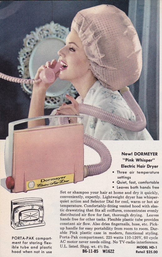 Electric Hair Dryer