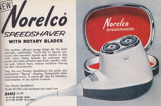 Norelco Speedshaver