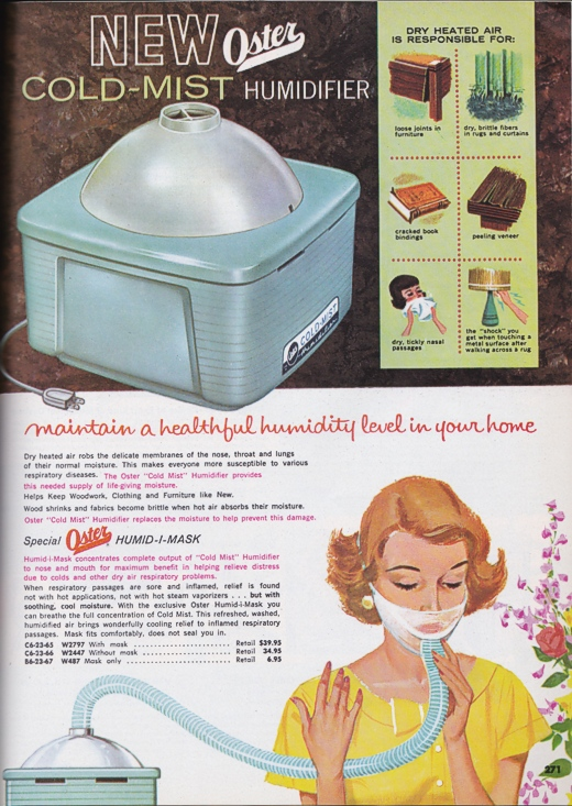 Oster Humidifier