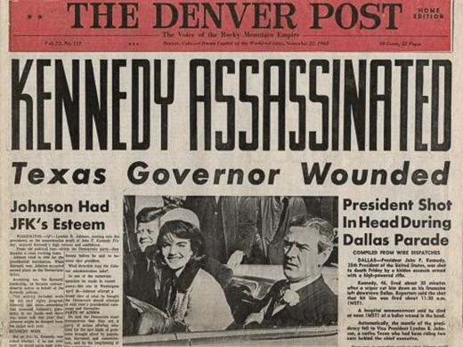 JFK November 22, 1963