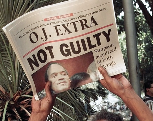 OJ October 3, 1995