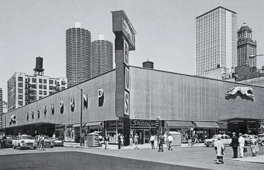 Greyhound Bus Station 1964
