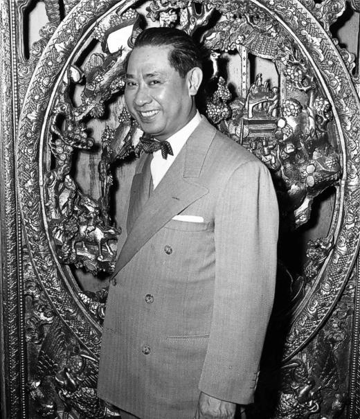 Chicago Tribune Archives: Harry Eng