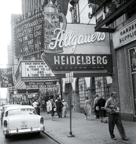 Old Heidelberg Allgauers 1958