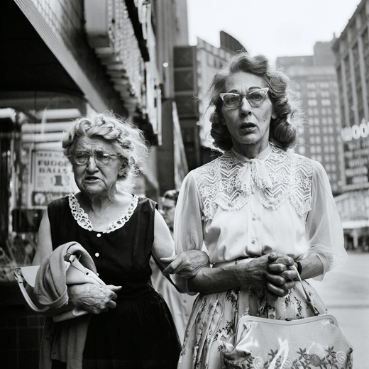 Vivian Maier 1961 Chicago