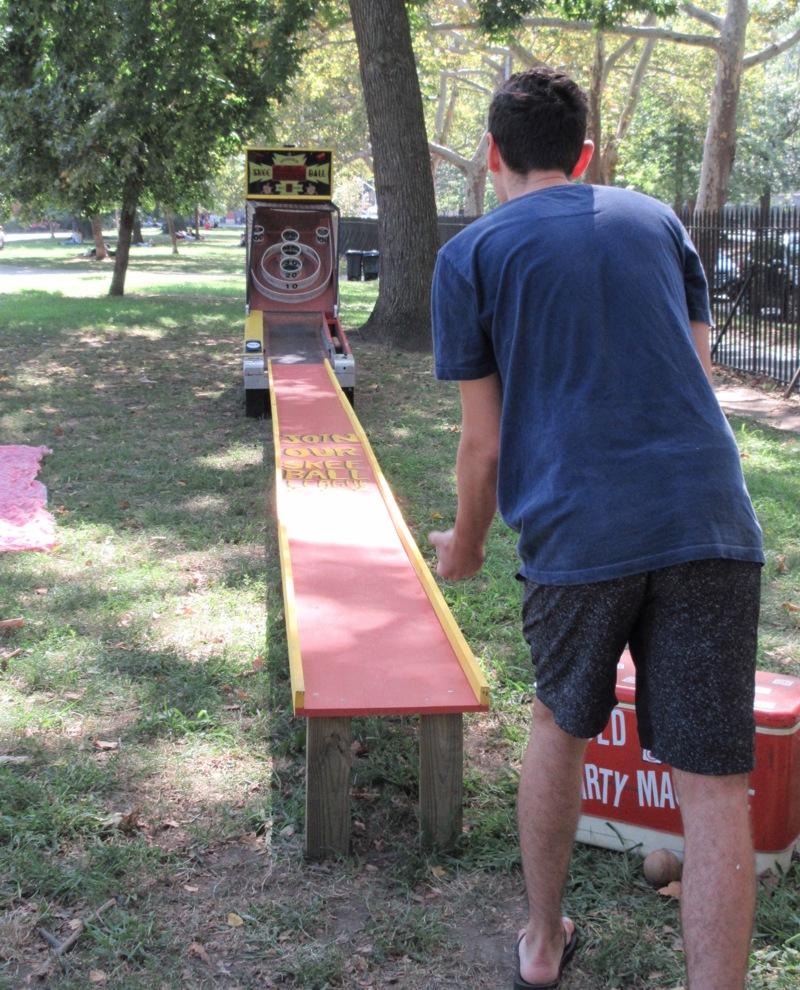 Skee Ball McCarren Park