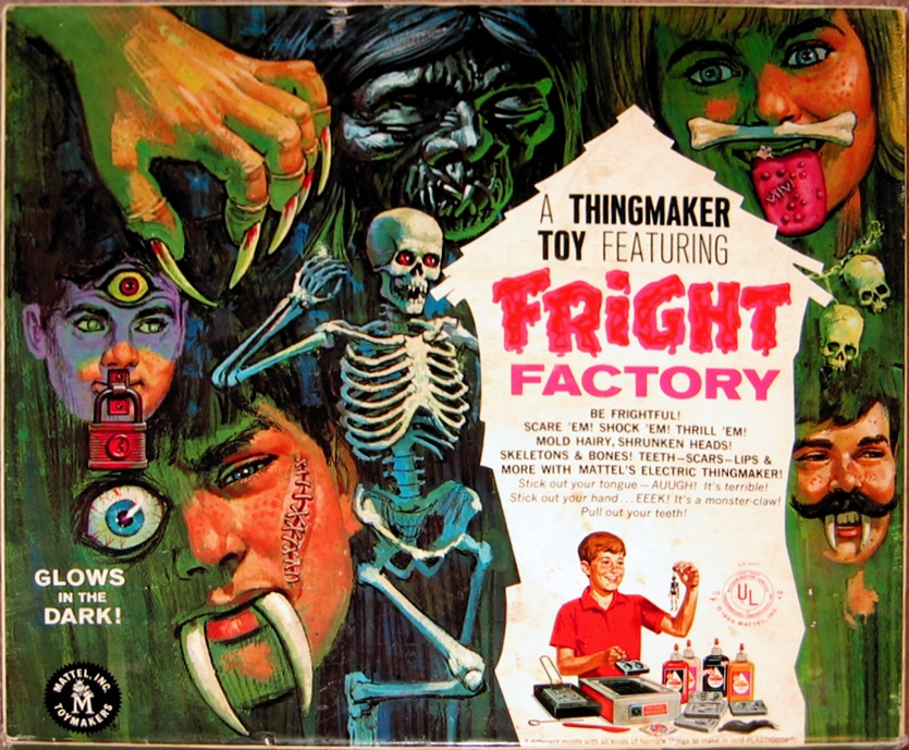 Fright Factory Thingmaker