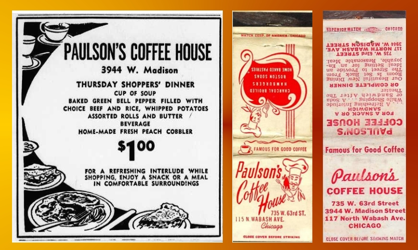 Paulson's Coffee House