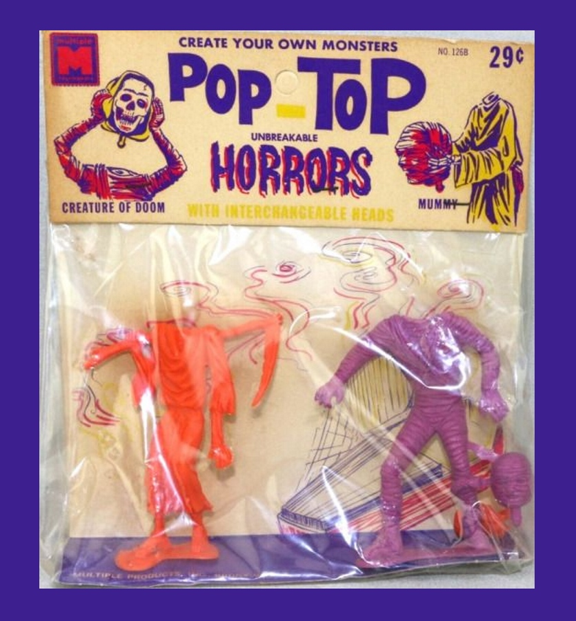 Pop Top Horrors
